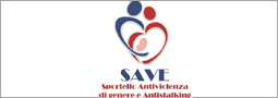 Pagina Save Centro Anti stalking